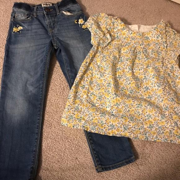 OshKosh B'gosh Other - Oshkosh 5t spring outfit